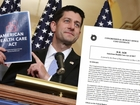 CBO scores latest Republican health care plan