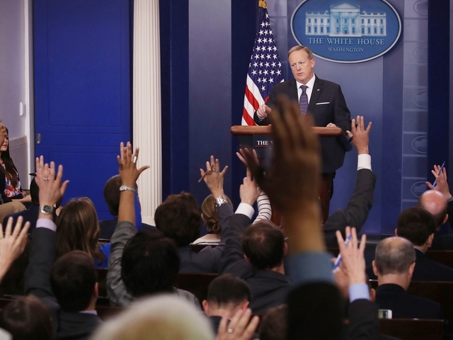 White House Holds Briefing Amid Reports Of Staff Changes, Russia Developments