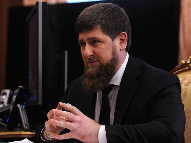 Chechnya's Leader, Denying Gay Crackdown, Invites Macron and Merkel