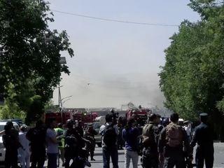 Suicide bombing in Afghanistan kills dozens