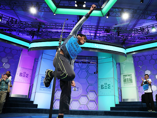 Cary teen advances to nationally televised finals of Scripps National Spelling Bee