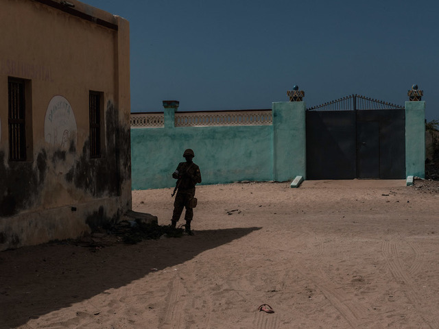 70 killed in al-Shabab attack on Somalia military base