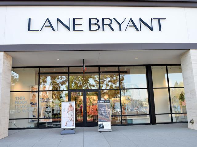 Lane bryant clothing store locations