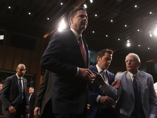 A timeline of the Trump-Comey fallout