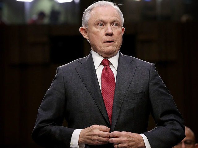 Sessions Testifying in Russia Probe