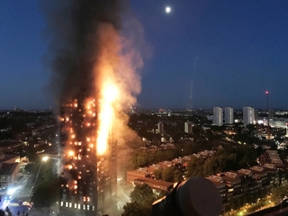 Several dead after fire at London tower