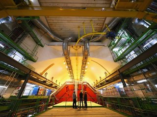 Particle accelerator to fight hackers with AI