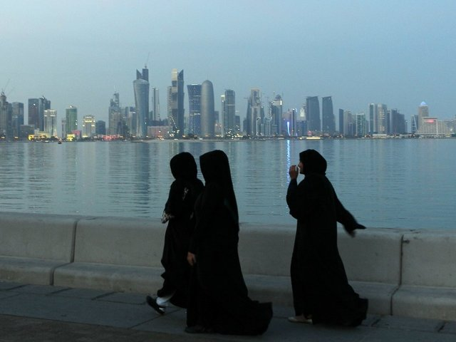 Arab states don't seek 'regime change' in Qatar: UAE