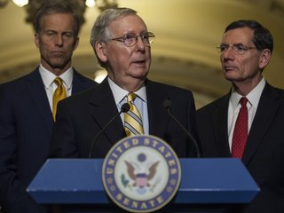 Senate health care bill in jeopardy of stalling