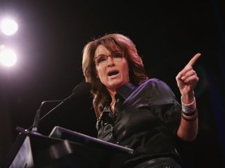 Palin suing The New York Times for defamation