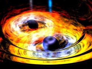 Black hole data could help Einstein's theories