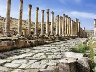 How is ancient Roman cement getting stronger?
