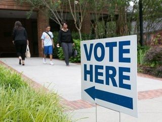 Some states are refusing to hand over voter info