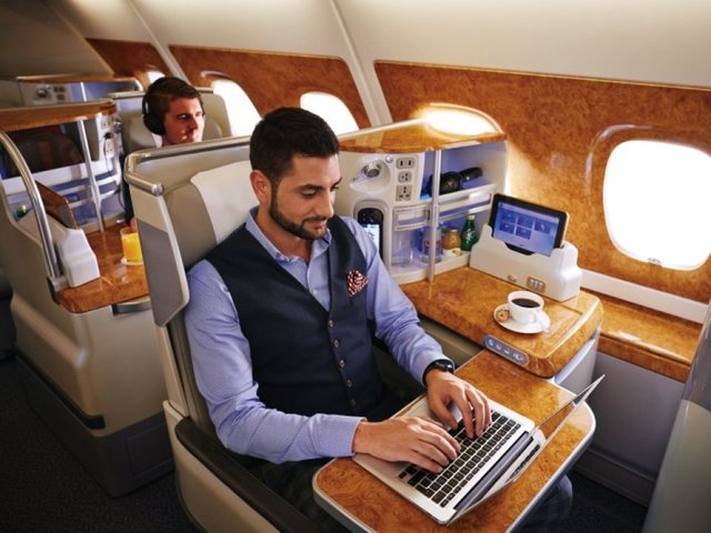 Saudi Arabian Airlines expects laptop ban to be lifted