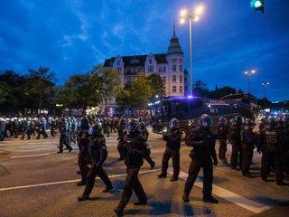 Hamburg, Germany, preps for G-20 protests