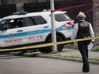 At least 100 people shot in Chicago over holiday