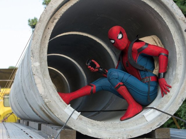 Spider-Man: Homecoming tops United States box office