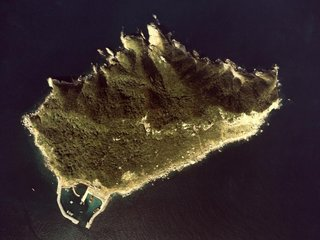 Island that bans women is a World Heritage site