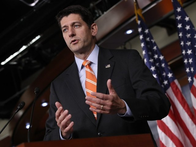 Paul Ryan to Update House Dress Code to Reflect 'Appropriate' Business Attire