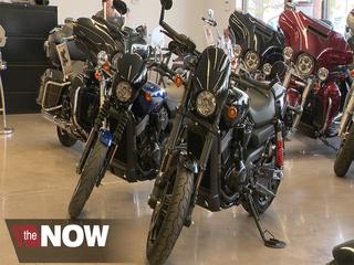 Harley-Davidson shifting strategy