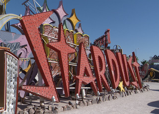 Where Vegas' old neon signs go to live