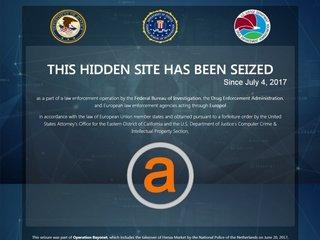 Internet's largest 'dark market' is shut down
