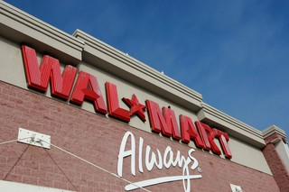 What does the end of Walmart's price match