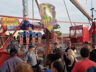 Ride malfunctions at Ohio fair, kills 1