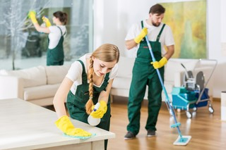 Study: Paying someone to do chores can make you