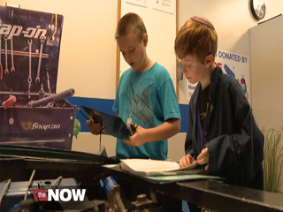 Summer camp teaches kids about budgeting