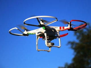 Military bases can now shoot down certain drones