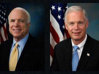 Johnson walks back remarks on McCain's cancer