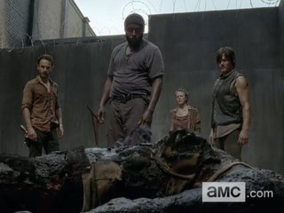 'The Walking Dead' producers sue network