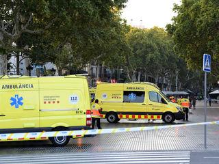 13 dead in Barcelona van attack