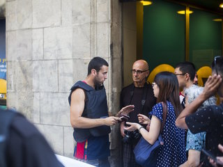 Police: Barcelona terror suspect shot and killed