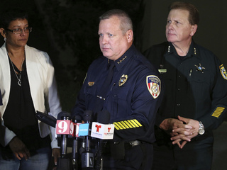 Suspect in killings of 2 Fla. officers arrested
