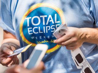 Total Solar Eclipse 2017: Around the world