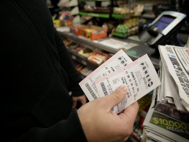 One lucky victor  snags $758 million Powerball jackpot