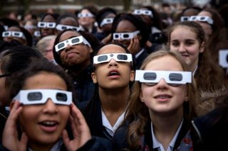 Couple sues Amazon over fake eclipse glasses