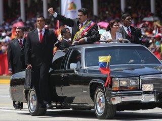 Venezuela prepares for US military strike