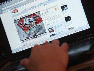 Pro-Russian bots and white nationalists unite