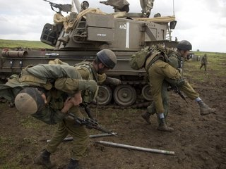Israel stages largest military drill in 19 years