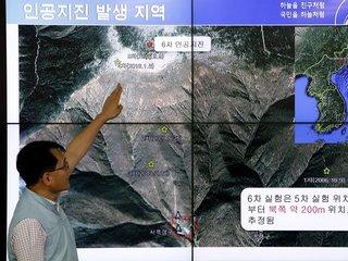 Report: N. Korea nuclear test caused landslides