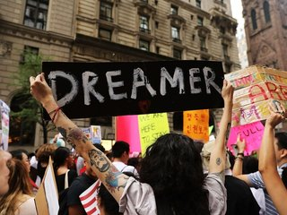 NY state sues Trump administration over DACA