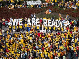 Spain's Catalonia region closes in on secession
