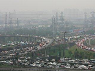 China might ban gas, diesel vehicles