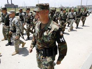 The National Guard and Hurricane Irma