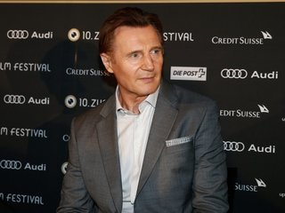 Liam Neeson retires from action movies
