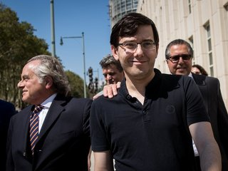 Shkreli apologizes for Hillary Clinton comment