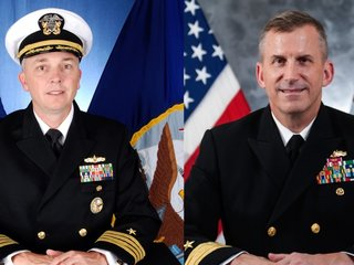 Navy relieves 2 more leaders after collisions